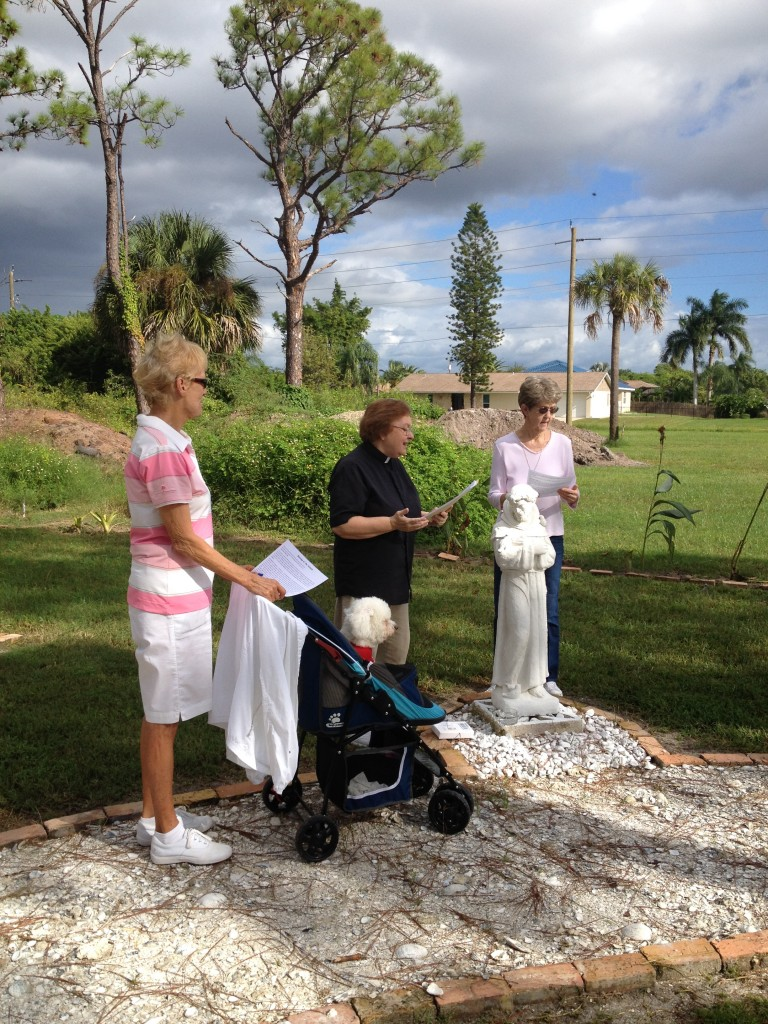 Blessing of Pets 10.3.2015
