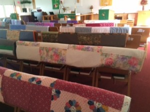 Blessing of Quilts 1.30.16