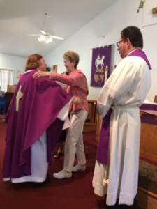2.28.16 Reverend Jennifer Schaefer's Installation at HOPE