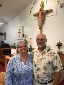 11-5-16-Arnie & Denise Bischer New Members