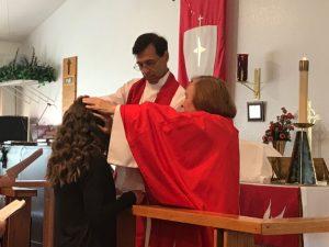 06.04.2017 Confirmation of Baptism
