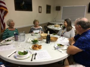 04.13.17 Seder Supper