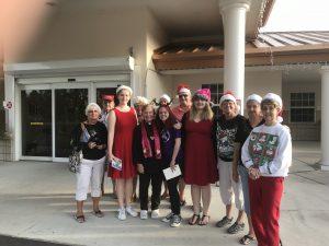 12.17.17 Christmas Caroling