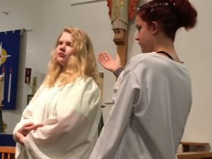 12.6.17 Advent Service