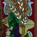 HOPE Stained glass